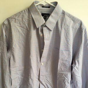 Nordstrom 1901 Casual Dress Shirt/sz 16 34/35